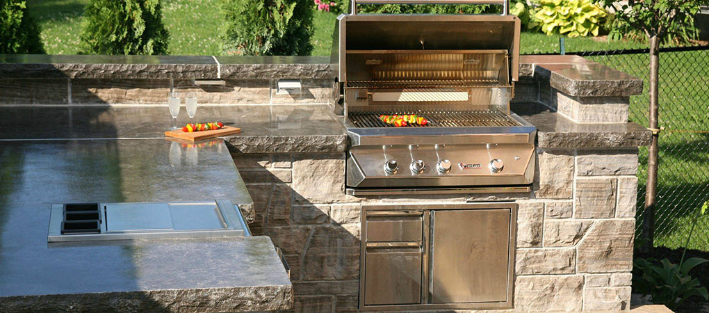 Outdoor Barbeques